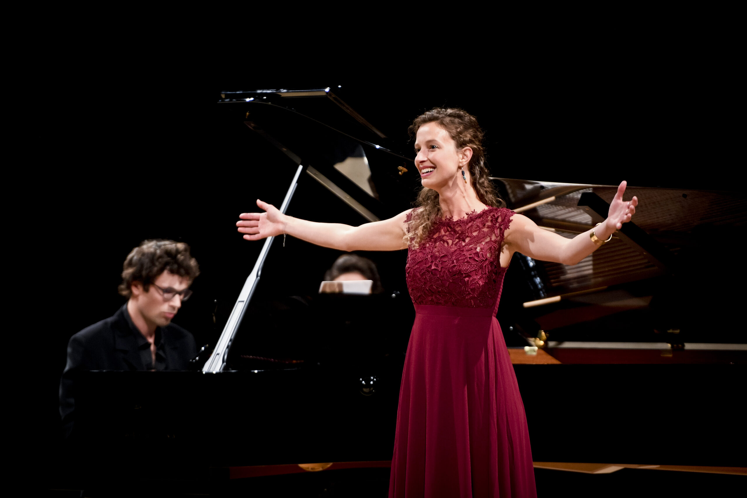 Amélie Raison, soprano
